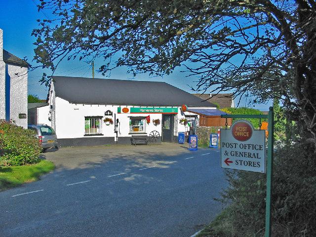 Village Stores, Higher Crackington