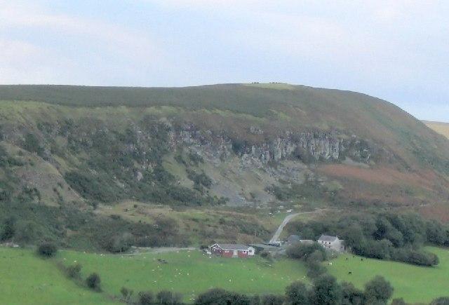 Gelli-gwm Rock