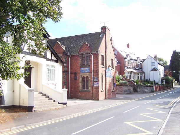Great Haywood, Staffordshire