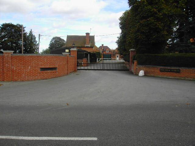 Park House Stables near Kingsclere