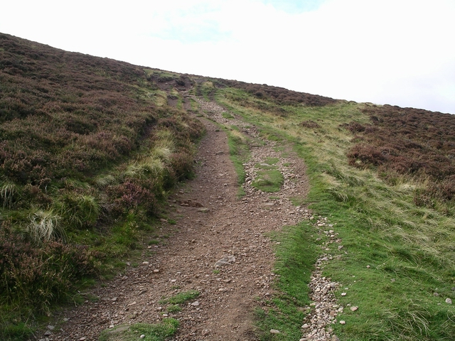 Path, Tinto Hill