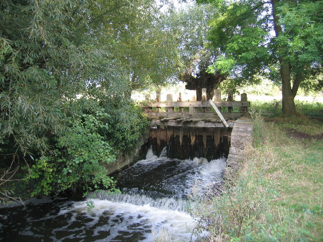Mill Leat, Great Alne