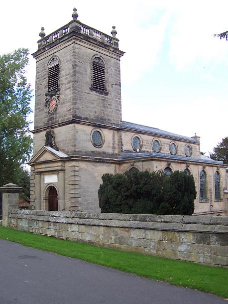 St Mary the Virgin, Ingestre