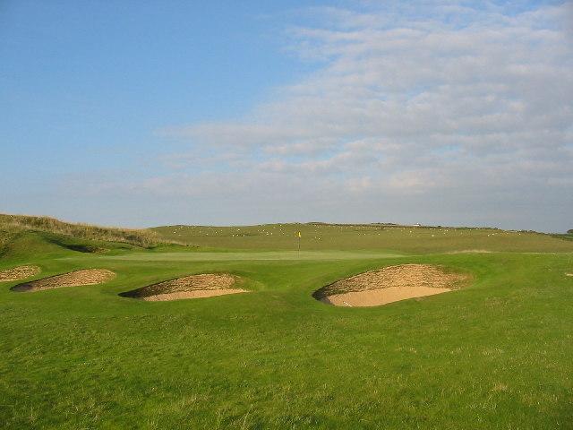 St.Enodock golf course