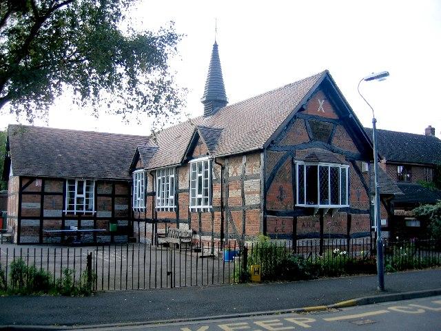 St Andrew's School, Shottery, Stratford upon Avon