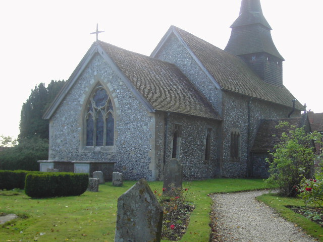 Hannington Church