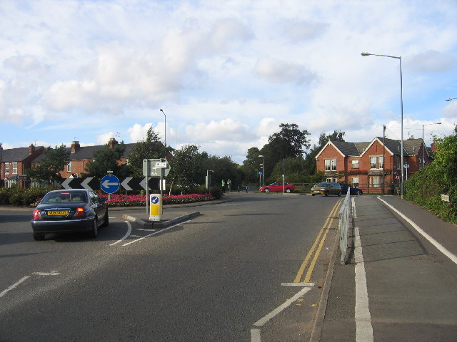 Evesham Road Crossing