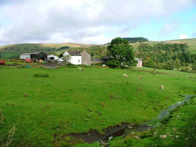 Lot Burn and Farm, Nenthead