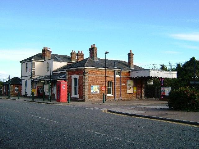 Braintree Railway Station