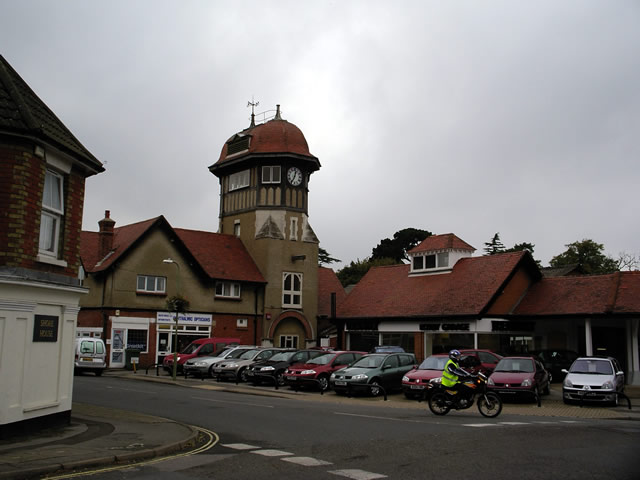 The clocktower, Warsash