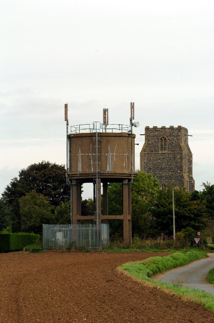 North Lopham Towers