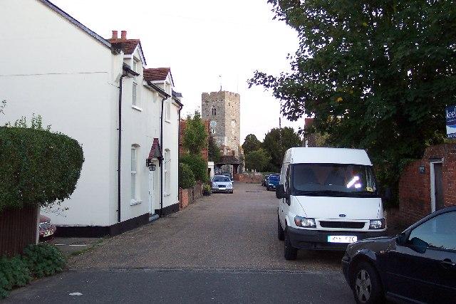 Church Street, Old Woking