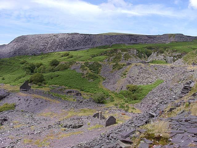Pen-y-Bryn Quarry