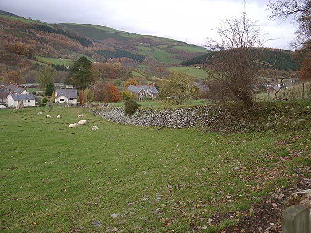 Glyndyfrdwy incline