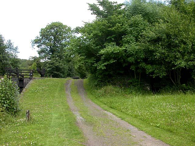 Maes Gwyn Lock
