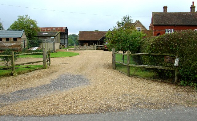 Northlands Farm, Northlands Road, between Horsham and Rusper, West Sussex