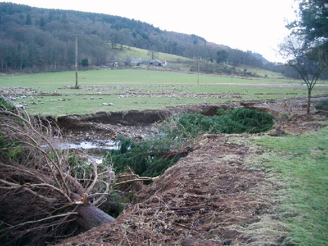 Glenalbert Farm, Dalguise
