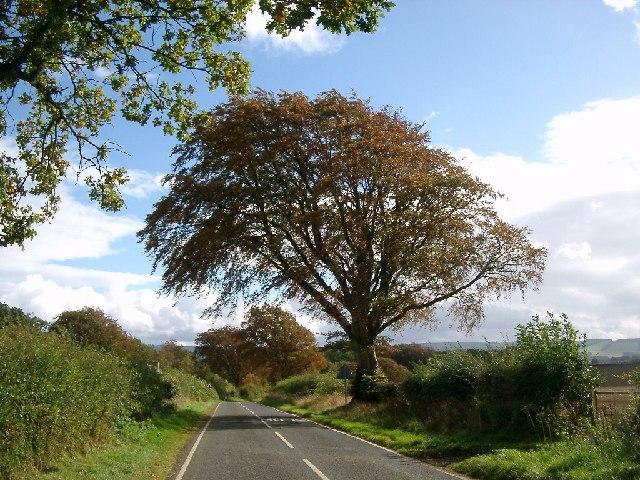 Keith View, nr Pathhead, East Lothian
