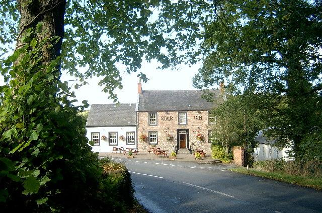 The Stair Inn, Ayrshire