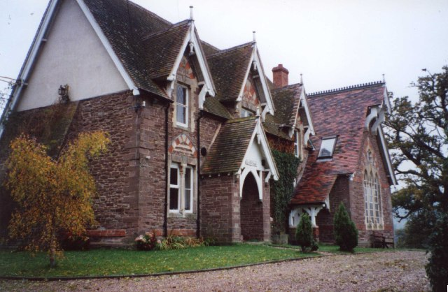 Former school house and school, Orcop