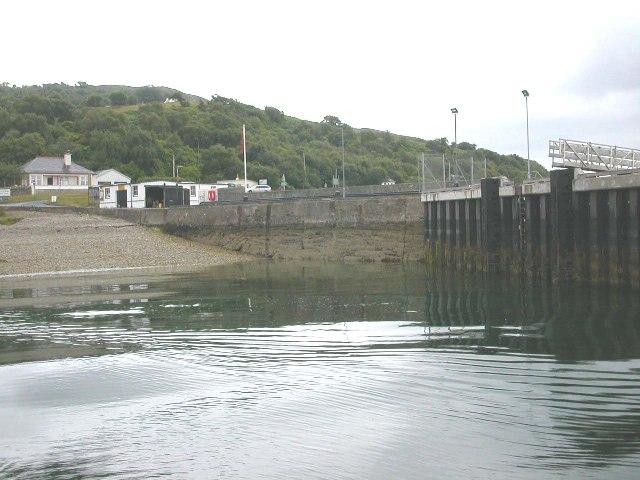 Lochranza Pier, Isle of Arran