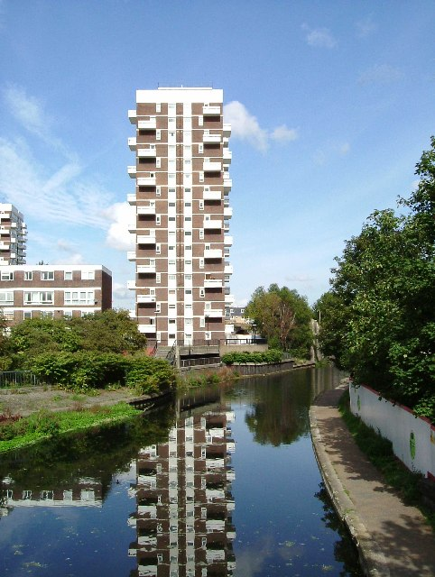 High Rise & Regents Canal