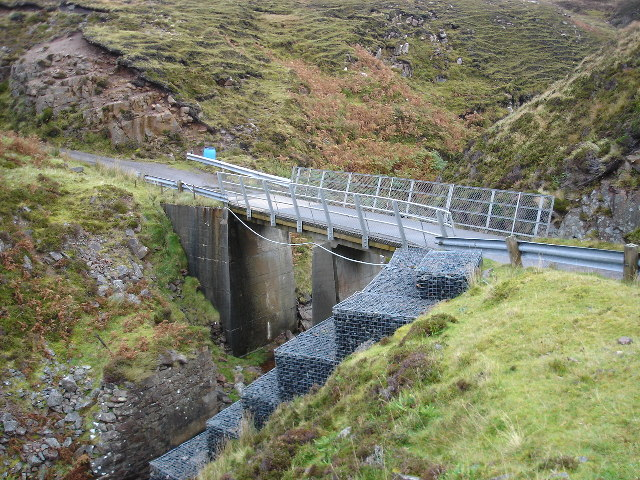 Bridge over the Allt a Bhutha