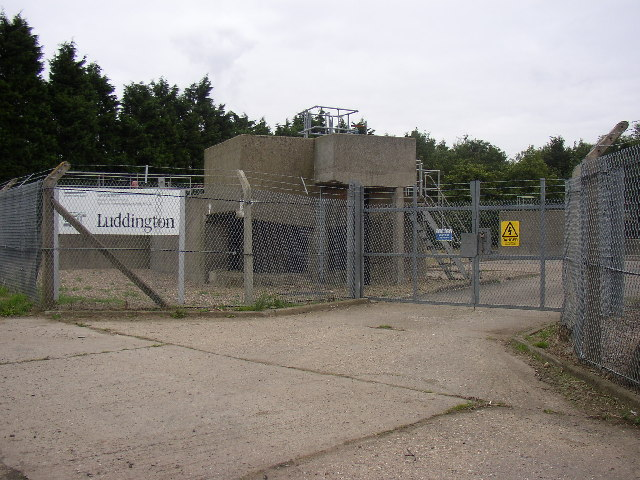 Luddington Sewage Works, Carr Lane