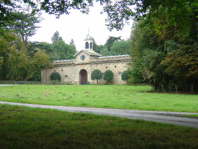 Stables at South Dalton Hall