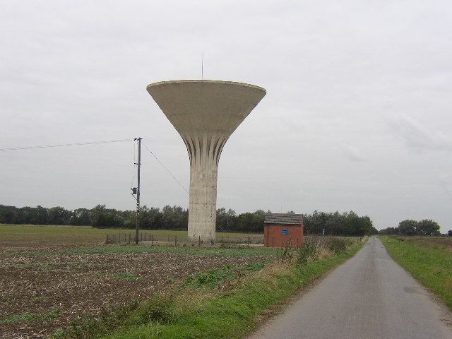 Garthorpe Water Tower