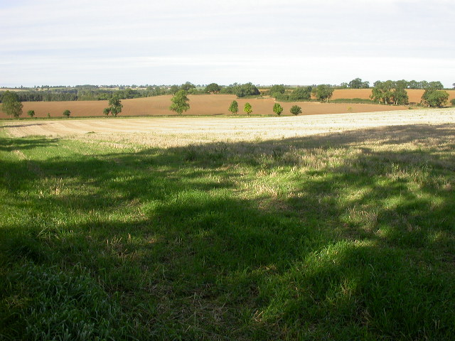 Countryside near to Walgrave
