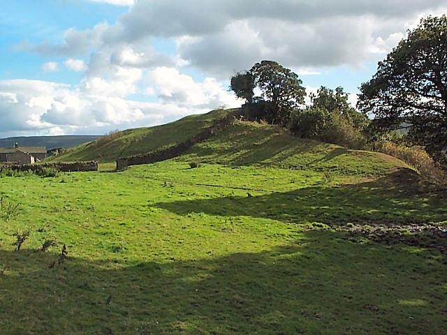 Castleberg Fort, Nesfield