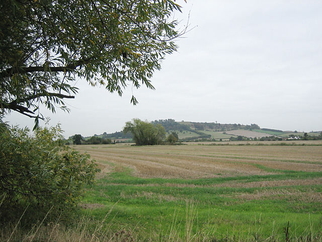 Meon Hill from the Long Marston Road