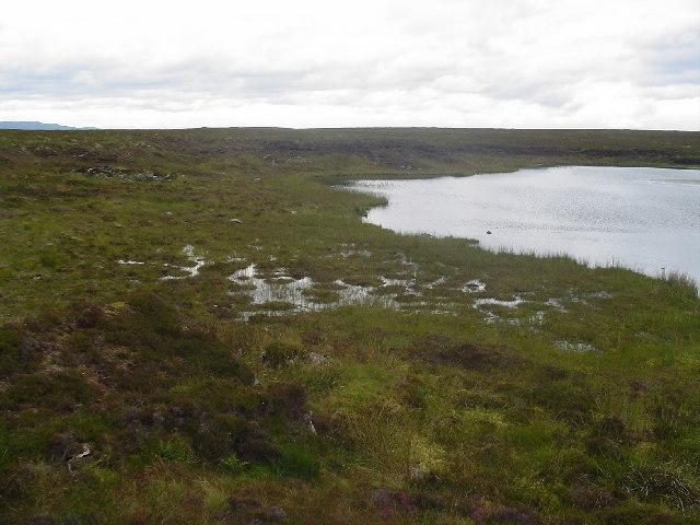 Airigh, Loch Beag Sgeireach
