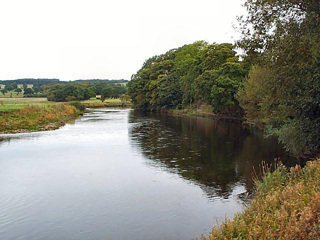 River Wharfe near Manor Park