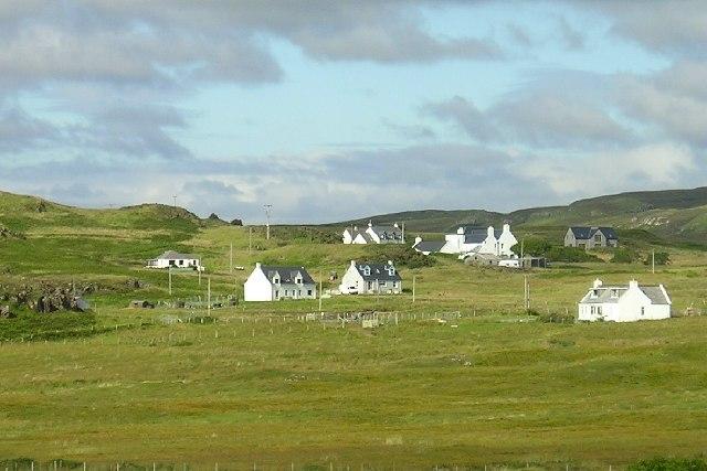 Ullinish , Skye