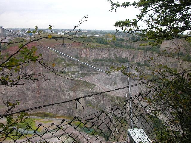 Croft - Granite Quarry