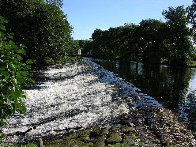 Nidderdale Weir