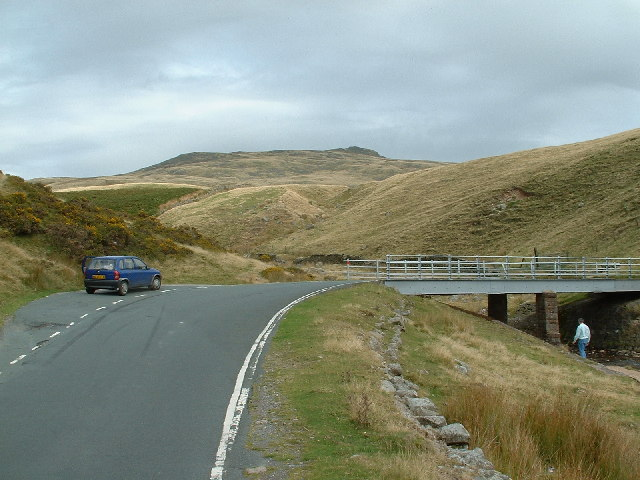 Buckbarrow beck bridge, Corney Fell, Cumbria