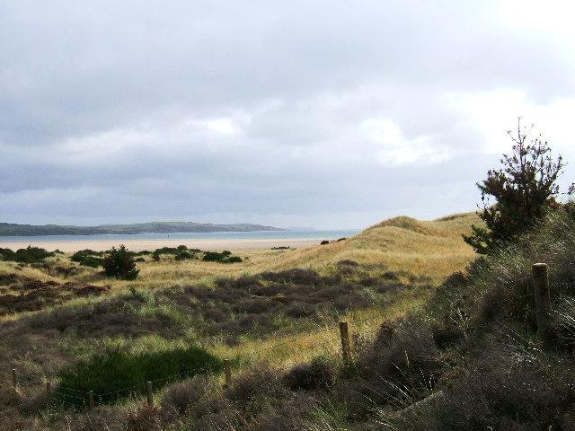 Ringdoo Point, near Dunragit