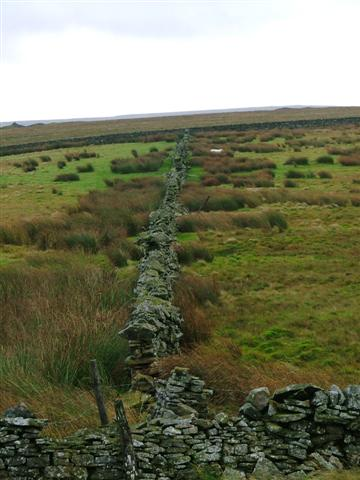 Stone Wall, Flinty Fell