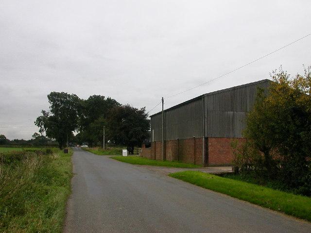Ashby Parva - Cauldwell Farm