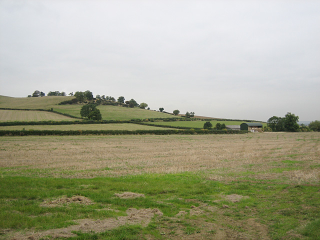 Meon Hill and Booker's Barn