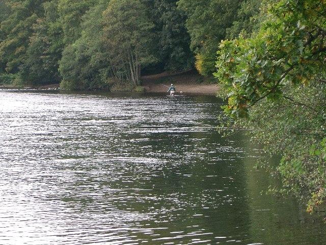 Fishing The River Earn
