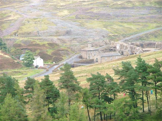 Nenthead Mines Heritage Centre