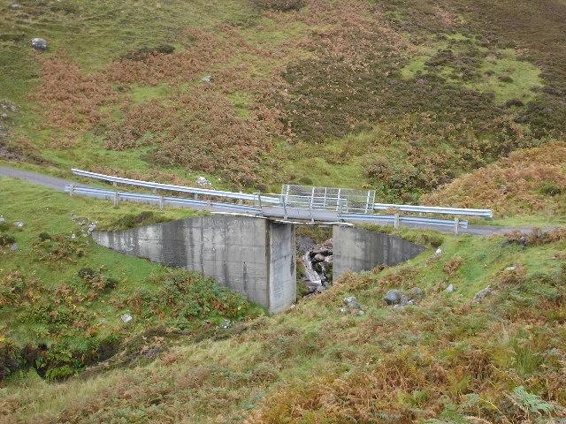 Bridge over the Allt  an Fheidh