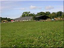 SP7772 : Farm Building and Machinery by Kokai