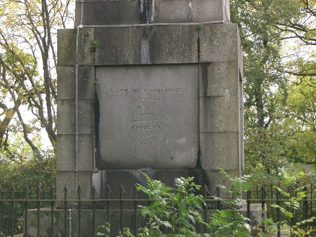Sir David Baird Monument
