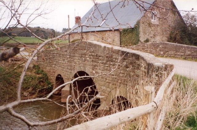 Longworth Bridge, Lugwardine
