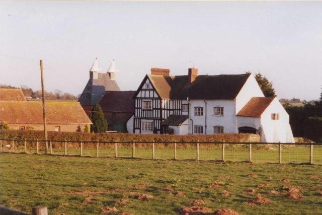 Court Farm, Wolferlow